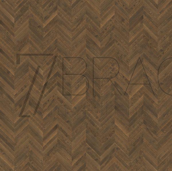 Bronze chevron pattern