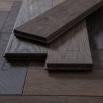Black Oak Prime & smoked parquet flooring