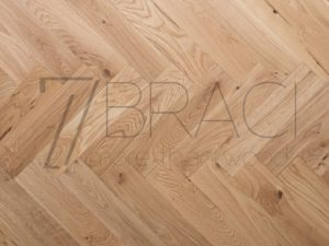 Clear and Pearl 22x70x300mm Oiled classic parquet