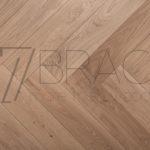 Large Parquet 180mm wide Oak Herringbone Parquet