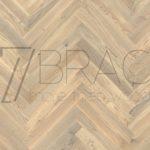 Natural White Oak parquet flooring Engineered