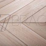 Prime Elm Solid Elm flooring Chevron pattern