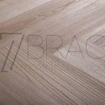 Pure Elm large herringbone parquet 3ft wide – solid