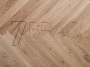 Pure Oak Rustick oiled parquet 22x70x500mm solid