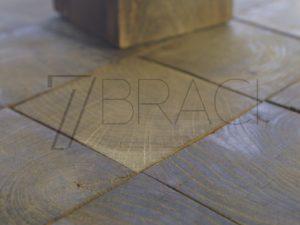 Oak Outdoor Endgrain